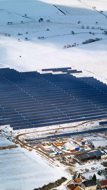 Solarpark Ernsthof Ost