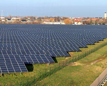 Solarpark Lützen