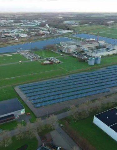 Solarpark Winschoten (NL)